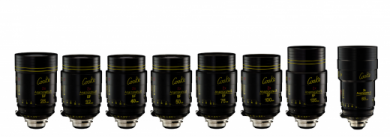 Cooke Anamorphic 8 Special Flair (SF) Lens Set