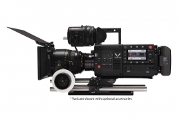 Panasonic VariCam 35 4K Camera / Recorder with acc.