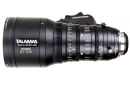 Fujinon Cabrio 85-300mm T2.9-4 Zoom Lens