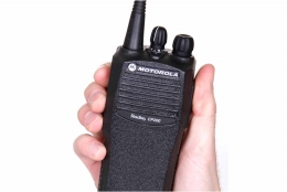 Motorola CP200 Two-Way Radio