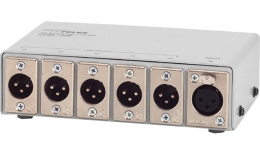 RTS TW5W 1x5 Two Channel Passive Splitter