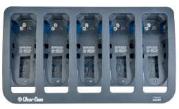 Clear-Com FreeSpeak II 5 Way Battery Charger
