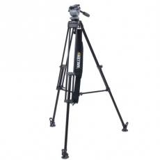 Miller System DS-20 2-Stage Aluminum Tripod System 848