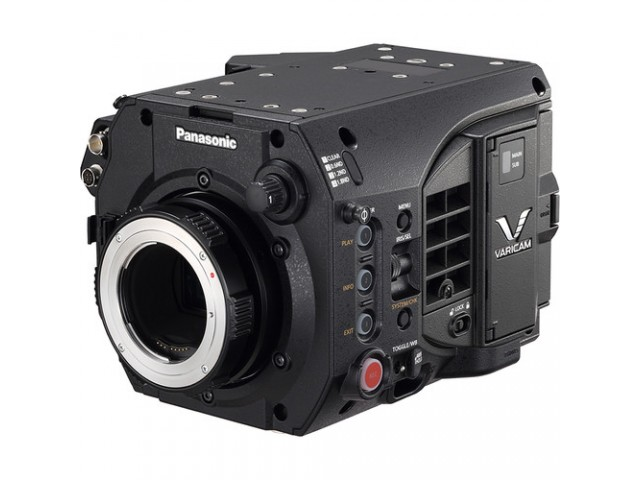 Panasonic VariCam Promotion at Talamas!